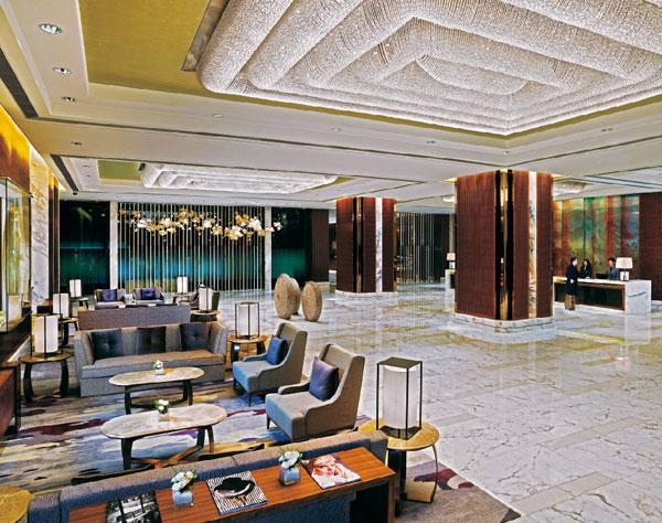 广州威斯汀酒店